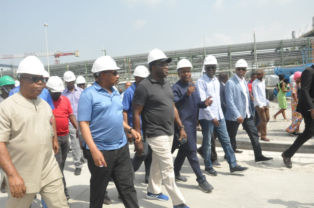 Dangote Refinery, pride to Africa — Nigerian Governors' Forum