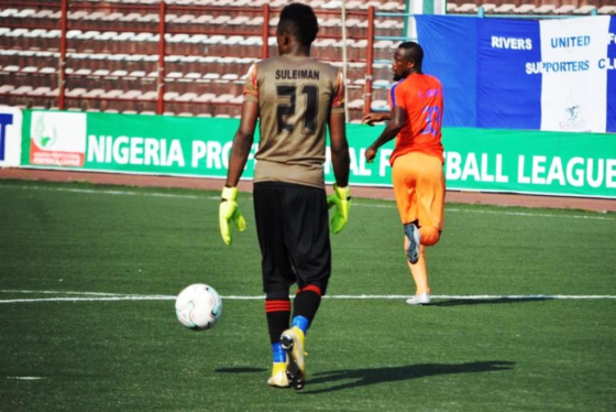 NPFL: Sunshine's Suleiman overlooks disappointment against Dakkada FC