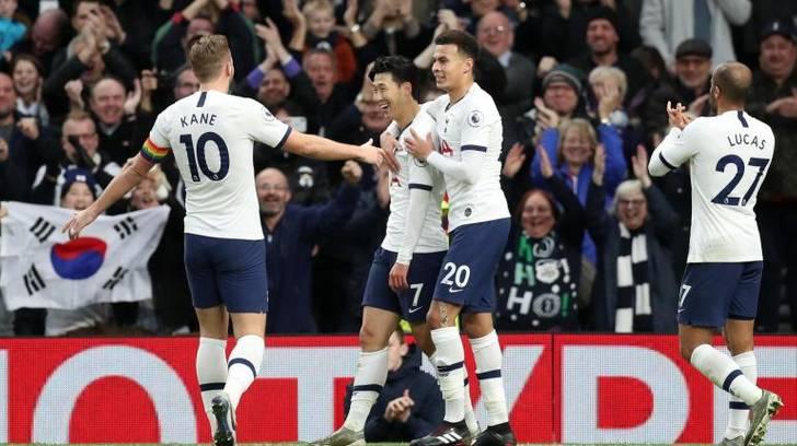 Son, Burnley, Tottenham, Spurs