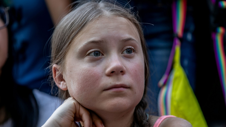 Greta Thunberg, Coronavirus