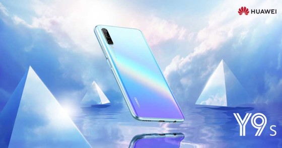 Huawei brings sophistication to smartphone innovation with Y9s