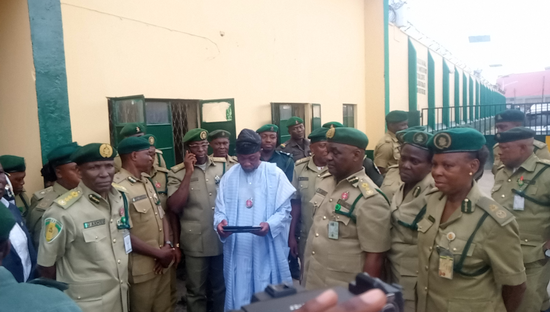 Seven injured Ikoyi inmates treated, discharged ― Official
