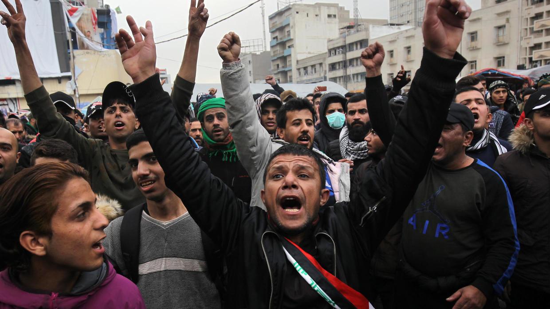 UN urges reform amid escalation in anti-gov't protests in Iraq