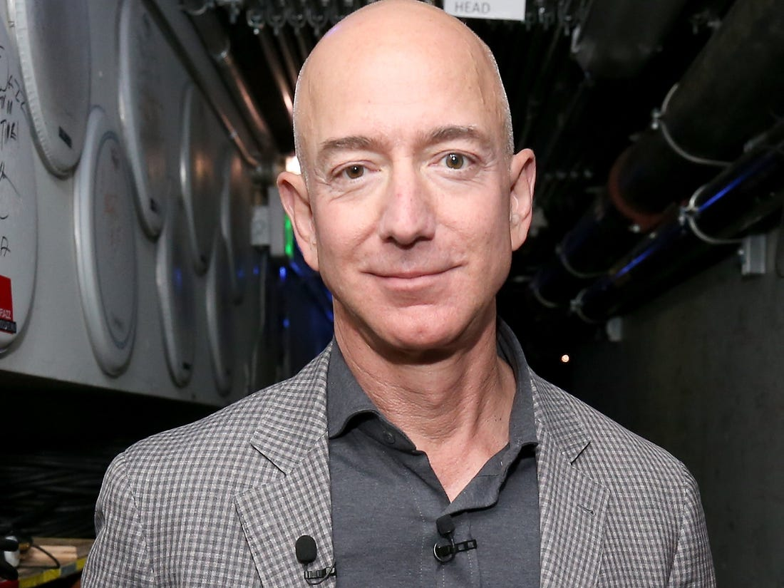 Jeff Bezos, Climate Change