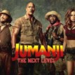 'Jumanji' sequel bests 'Frozen II' to top N.America box office