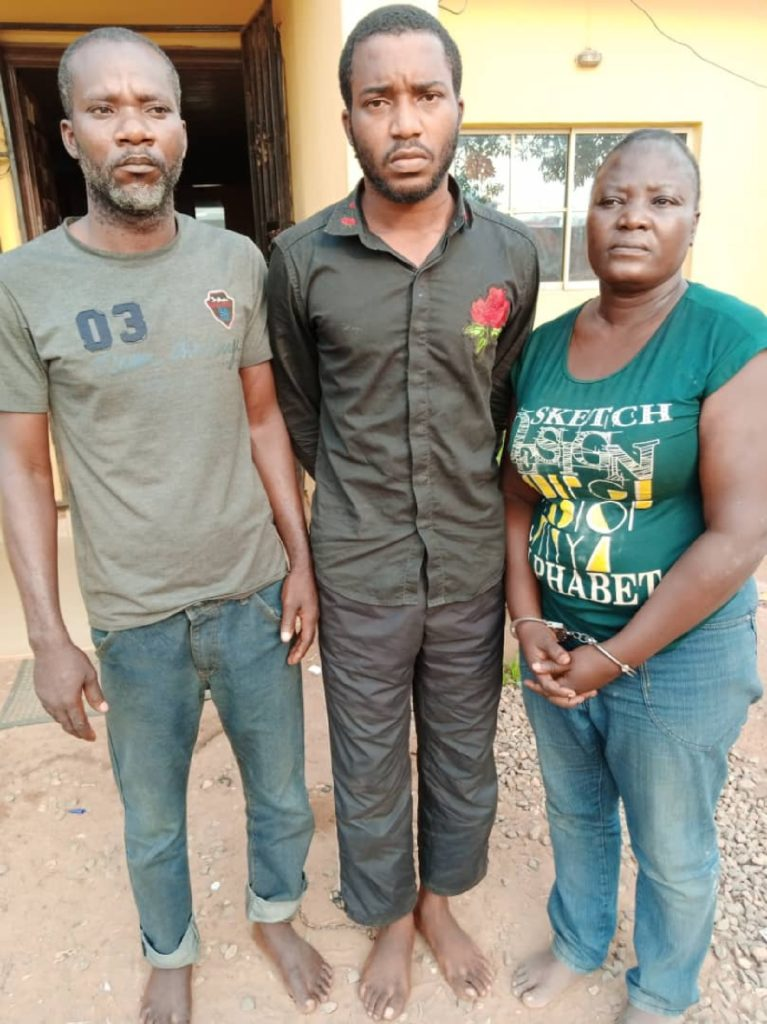Prophet, mother, son remanded for allegedly killing 400 level student in Osun