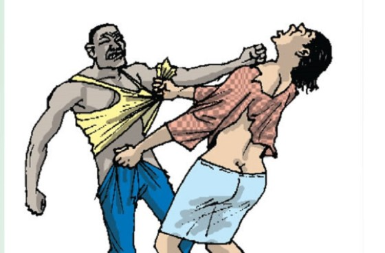 My husband is a wife-beater, woman tells court