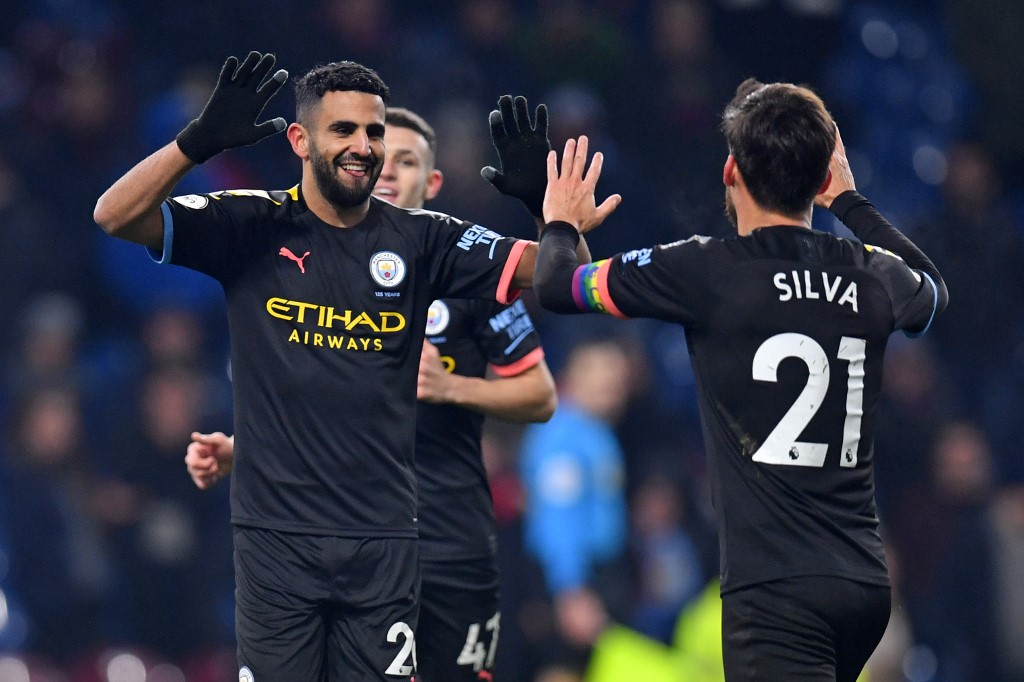 BREAKING: Manchester City's two-year Champions League ban lifted by Cas