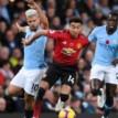 Manchester giants seek derby delight as Liverpool threaten to burst beyond reach