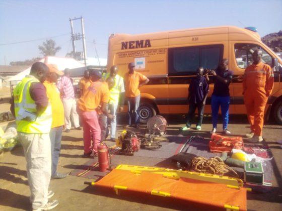 Yuletide: NEMA sensitises motorists on disaster management