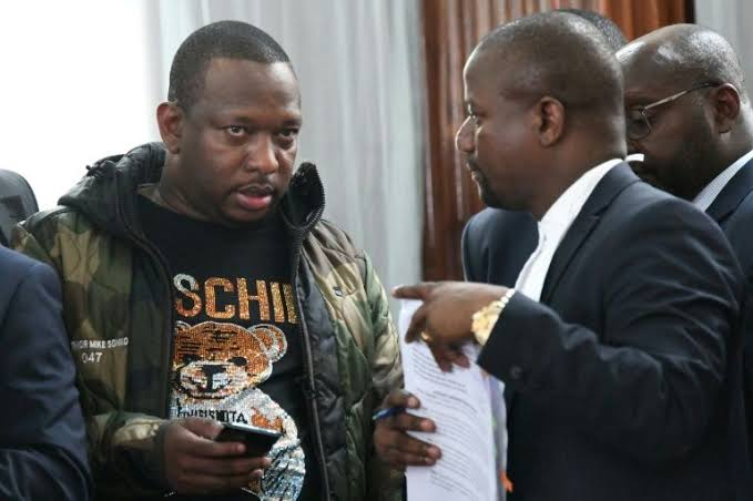 Kenyan court grants bail to Nairobi governor charged with corruption