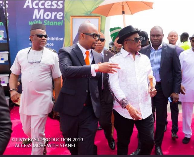 Obiano Extols Stanley Uzochukwu, Partners With Stanel