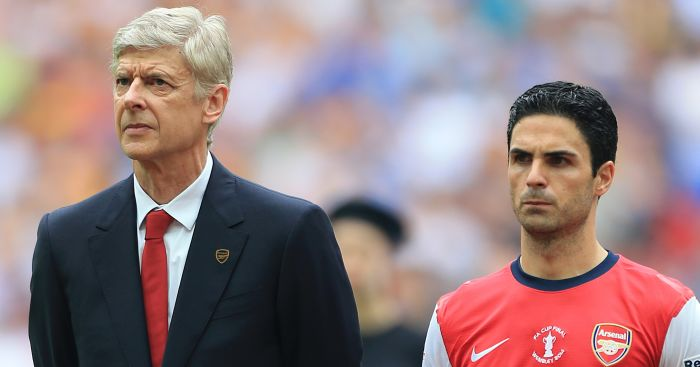 Arteta, Arsenal, Alan Smith