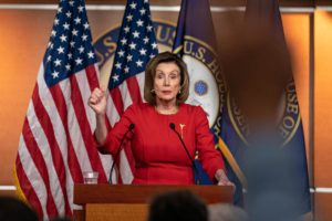 Nancy Pelosi wins bid to lead Democrats in US House