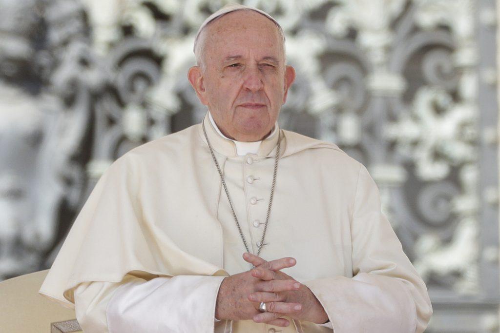 Pope Francis, Migrants