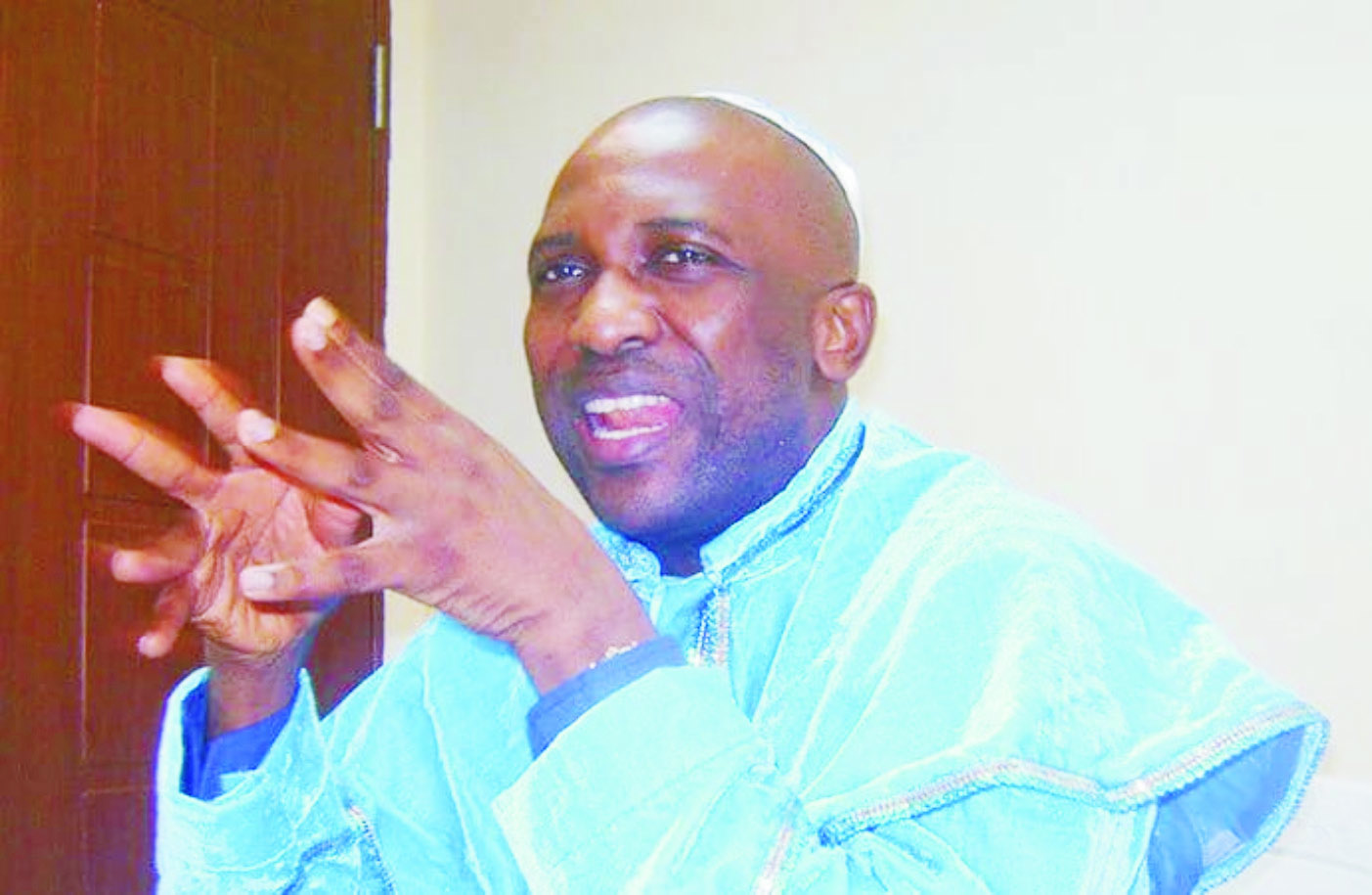 Primate Ayodele