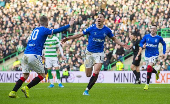 Gerrard savours biggest win as Rangers end Celtic Park hoodoo