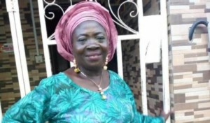 Salome Abuh, PDP women leader