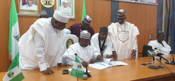 Tambuwal assents to 2020 Budget, applauds APC-controlled Assembly for speedy passage