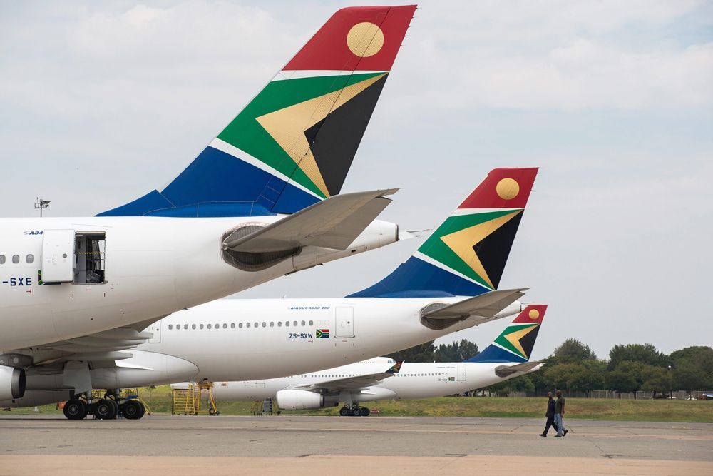 South African Airways, Carrier