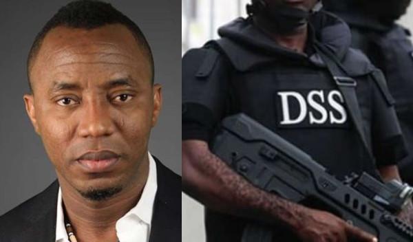Why DSS is detaining Sowore, Presidency speaks