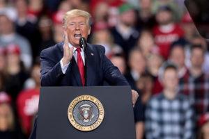 Donald Trump warns Iran and Iranians