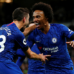 Chelsea boss Lampard hopes Willian pens new contract