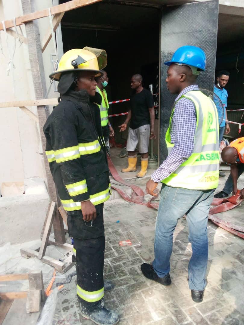 Fire guts popular Tejuosho Market again