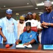 Breaking: Kogi Governor signs N176bn 2020 budget into Law