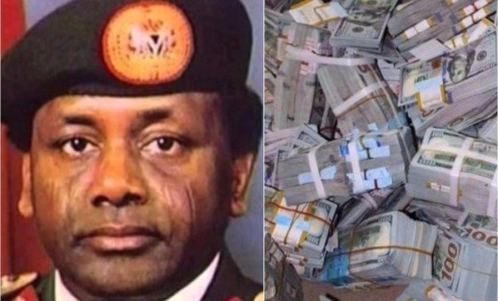 US Govt threatens FG over Abacha $308million looted fund