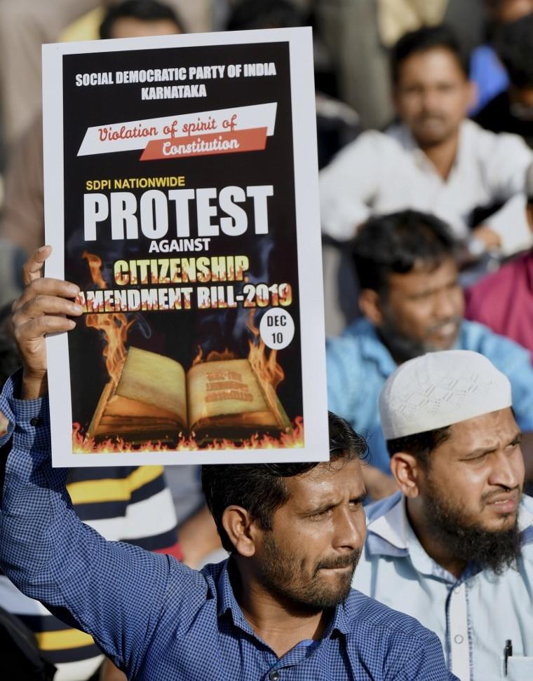 India, Citizenship law, Protests, Modi