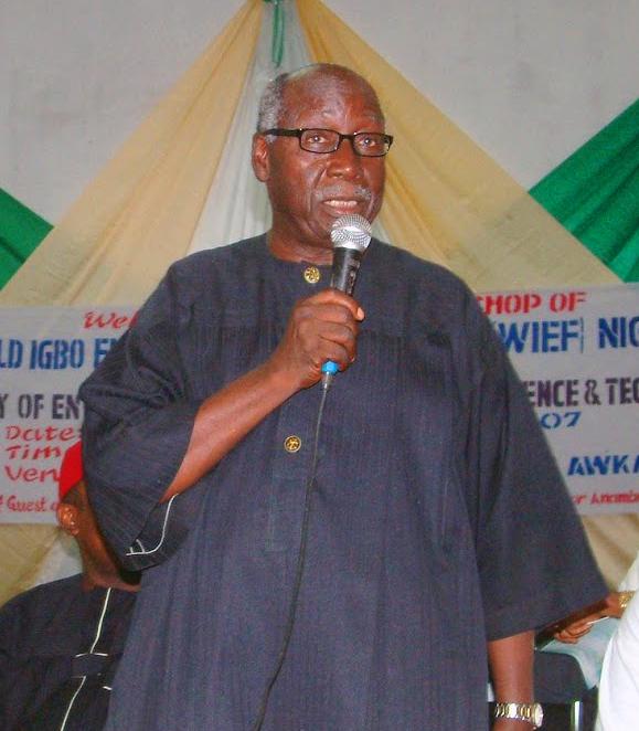Former Ohaneze Ndigbo PG, Ikedife remembered one year after