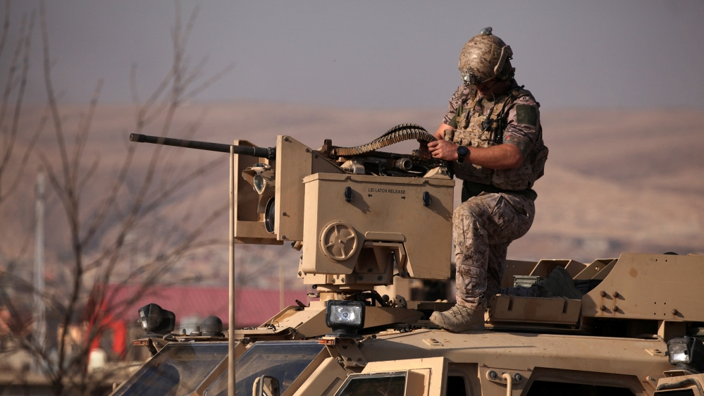 U.S. strikes in Iraq kill 25 fighters, says Iran-backed militia