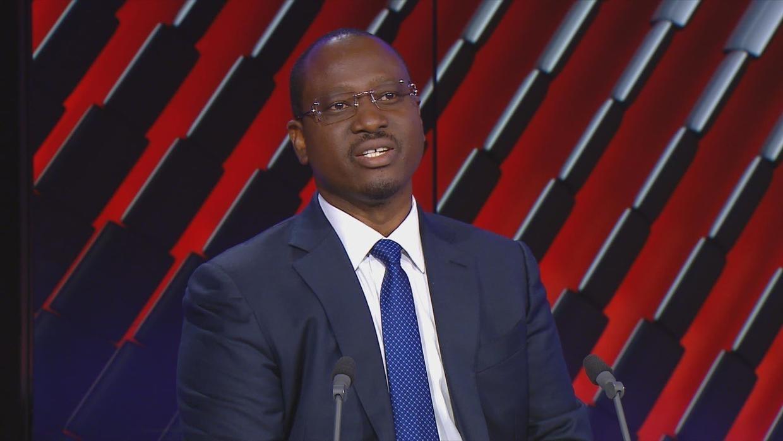 Guillaume Soro, Ivory Coast , Coup