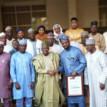 Kano governor, Ganduje officially accepts hosting BON awards December 14