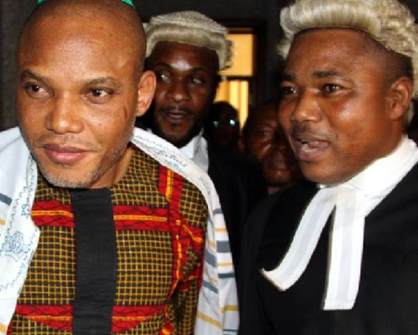 Nnamdi Kanu was tortured by the Kenyan government for 8 days - Nnamdi Kanu's lawyer declares
