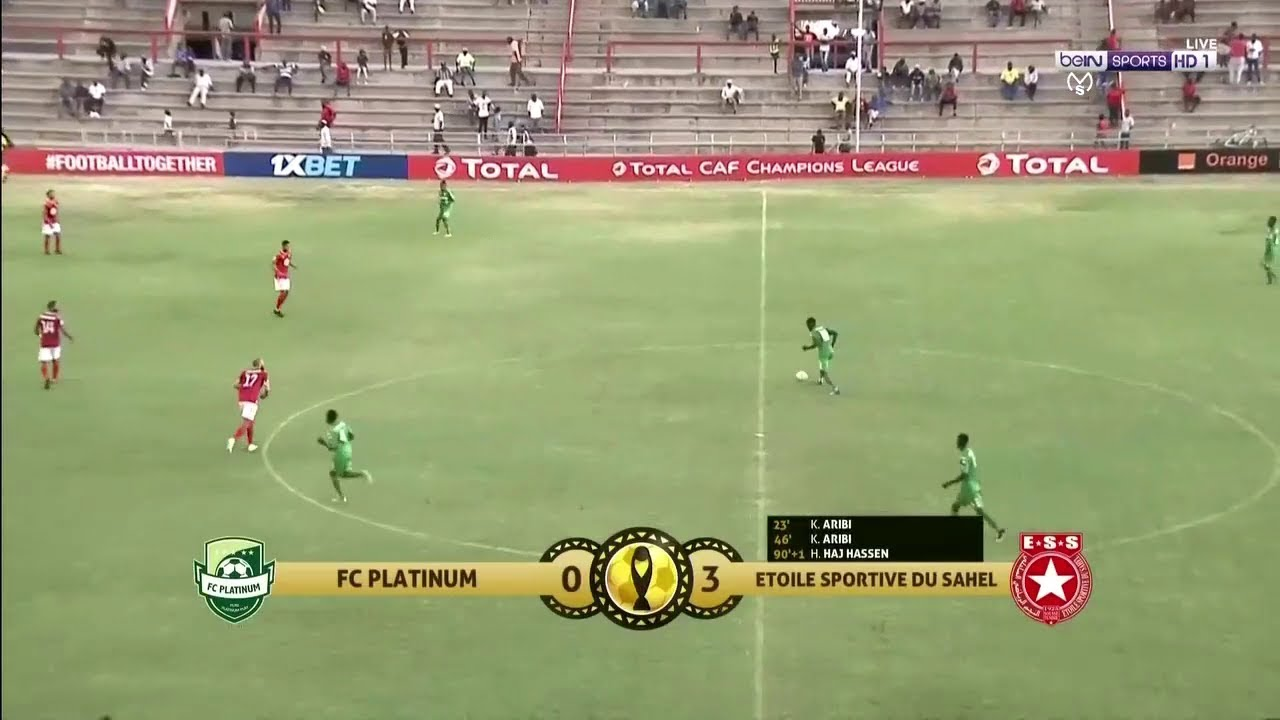 CAF Champions League. Etoile Du Sahel