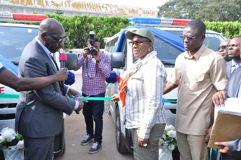 Obaseki, Edo, NDDC