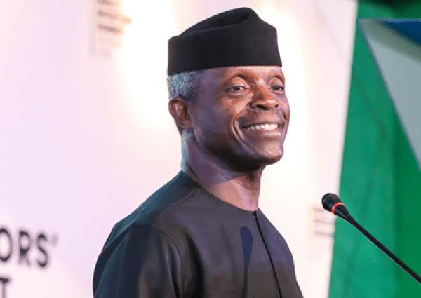 Osinbajo flags off integrated medical outreach