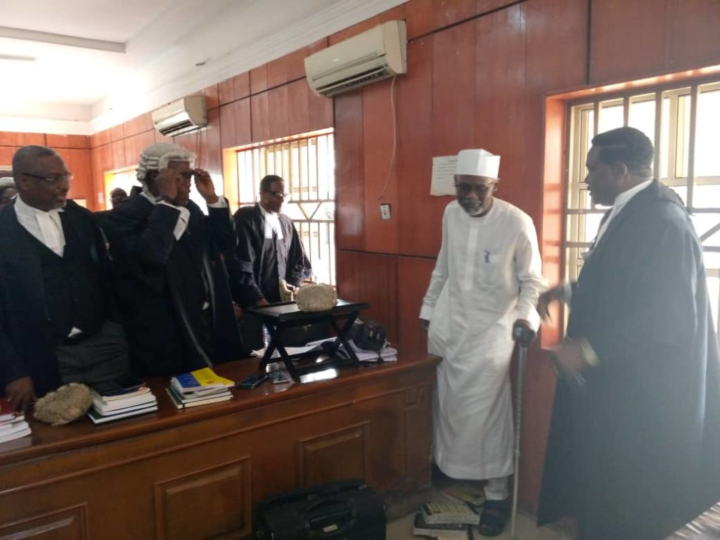 $1.1bn Malabu Scam: Lack of service of charge stalls Adoke, others' arraignment