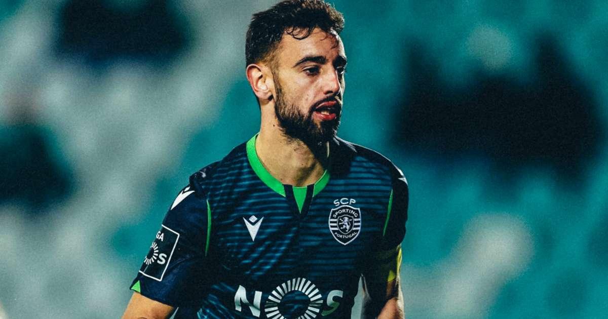Man Man United, Fernandes, Sporting