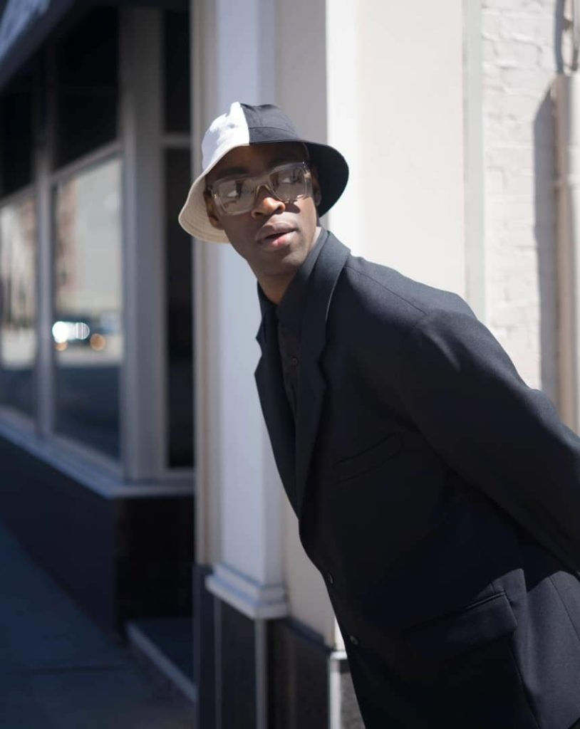 How modelling in Canada has changed my life - Akinyemi Akinro