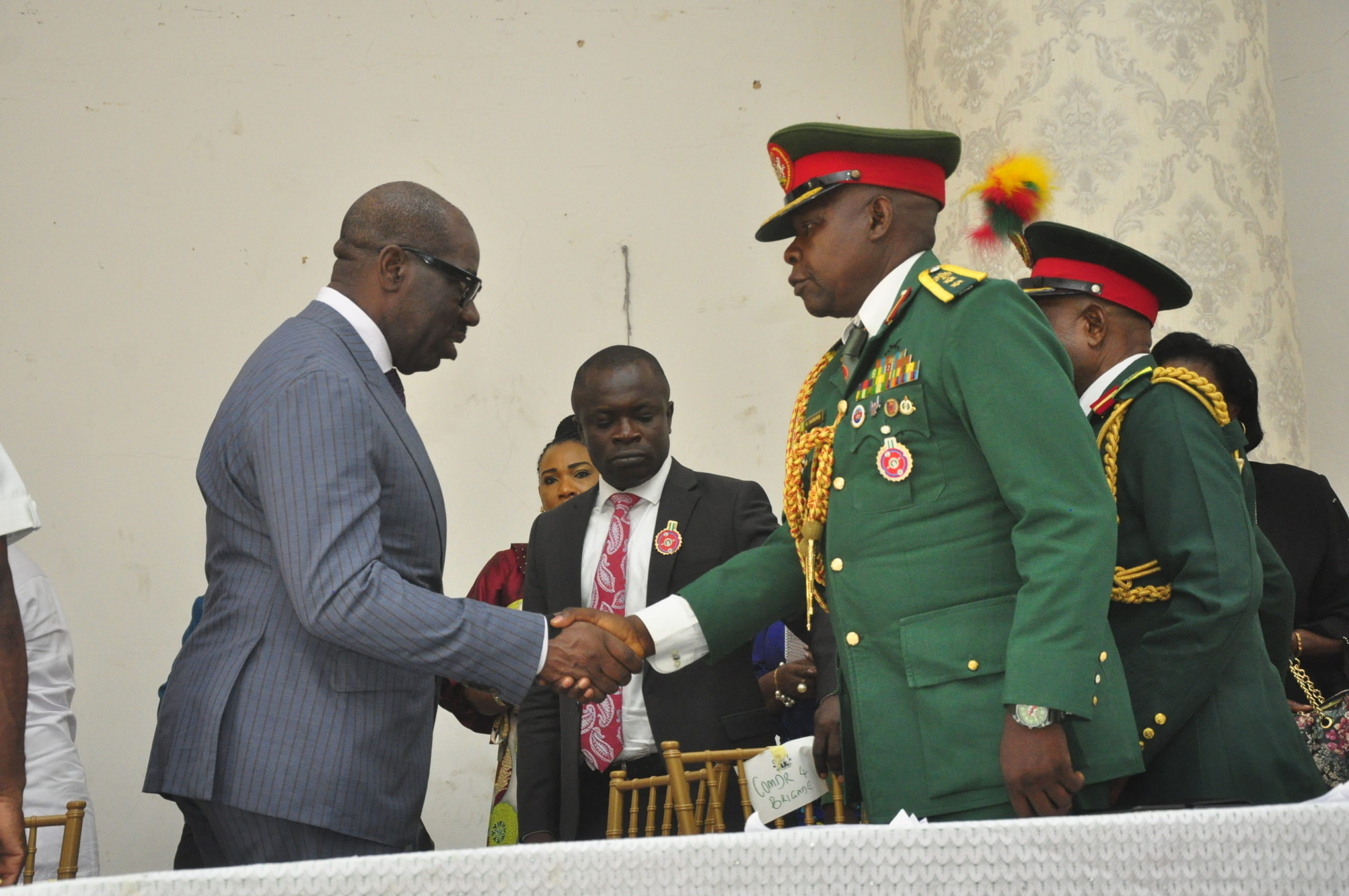 Obaseki, Edo State, Nigerian Legion