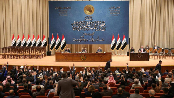 Iraqi parliament votes for foreign troops to leave after U.S. strike