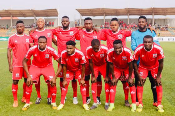 NPFL: Heartland defeats Abia Warrior in Owerri