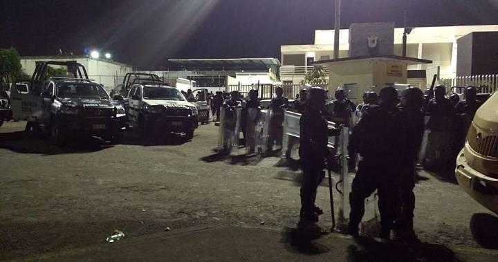 Mexico, Prison, Riots