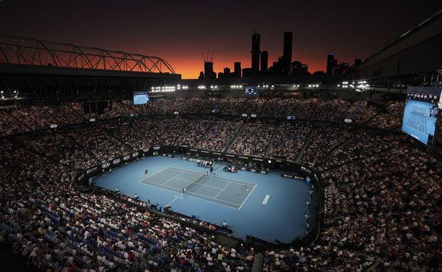 Australian Open, Novak Djokovic, Roger Federer