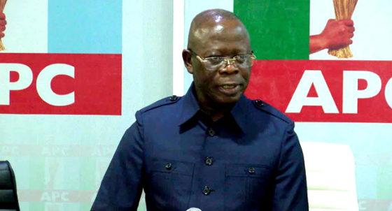 Bayelsa: You're merely ranting, PDP mocks Oshiomhole