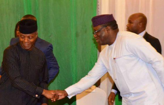 Amotekun bill'll become law on Feb 14 — Fayemi