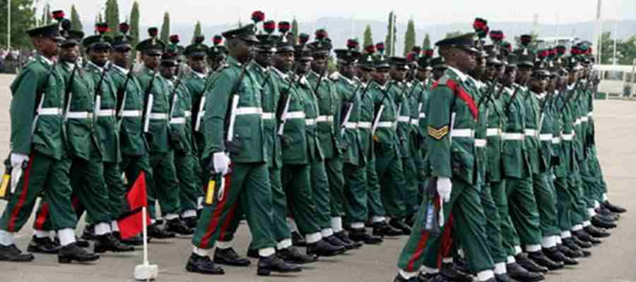 'Nigerian armed forces, dependable institution in Nigeria survival'